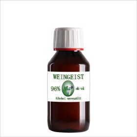 200ml Weingeist 96%