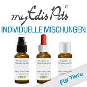Individuelle Tier Bachbl. Mischung (My Edis Pets)